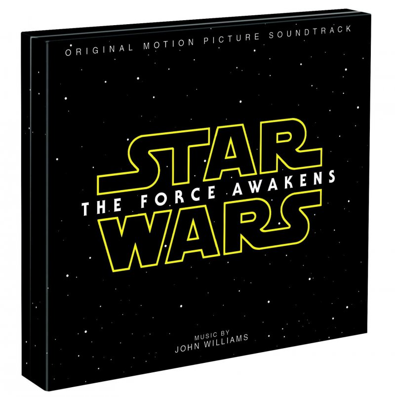 Image of   John Williams - Star Wars - The Force Awakens Deluxe Soundtrack - CD