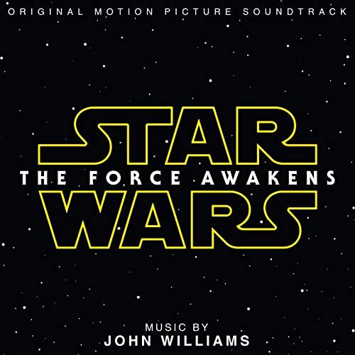 Image of   John Williams - Star Wars Soundtrack - The Force Awakens - CD