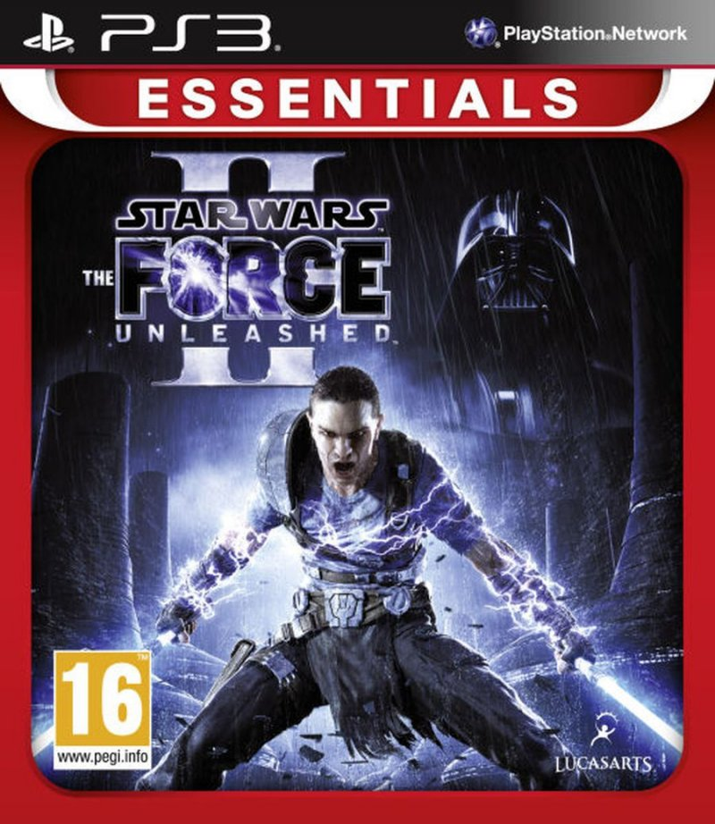 Image of   Star Wars: The Force Unleashed 2 - Essentials - PS3