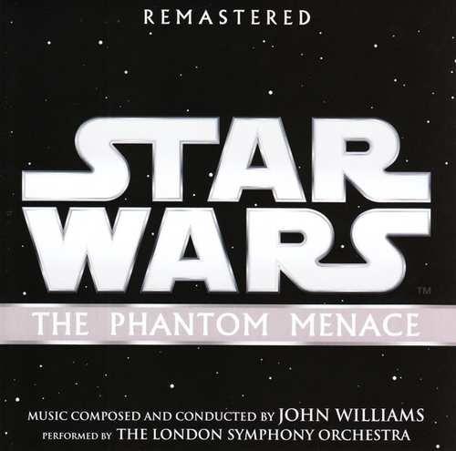 Image of   John Williams - Star Wars: The Phantom Menace - Soundtrack - CD