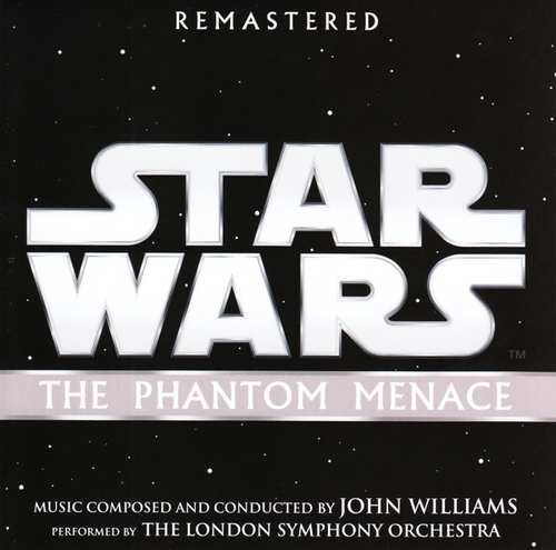 Image of   John Williams - Star Wars: The Phantom Menace - Soundtrack - CD