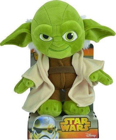 Star Wars Yoda Bamse - 25 Cm