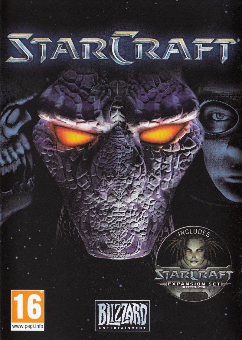 Image of   Starcraft + Brood War - PC