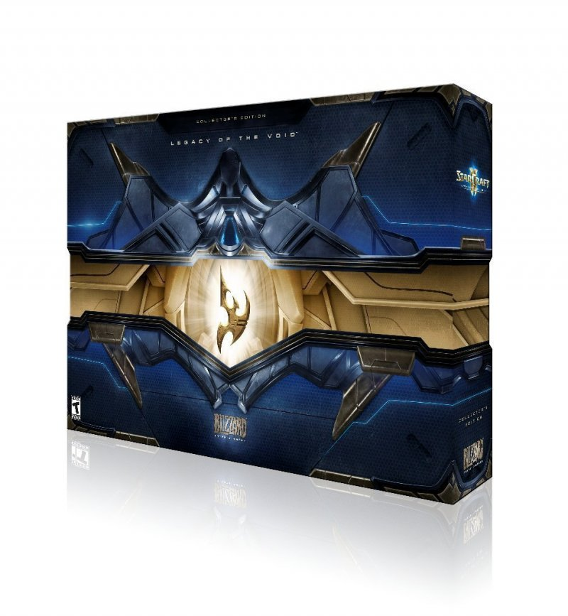 Image of   Starcraft Ii (2): Legacy Of The Void - Collectors Edition - PC