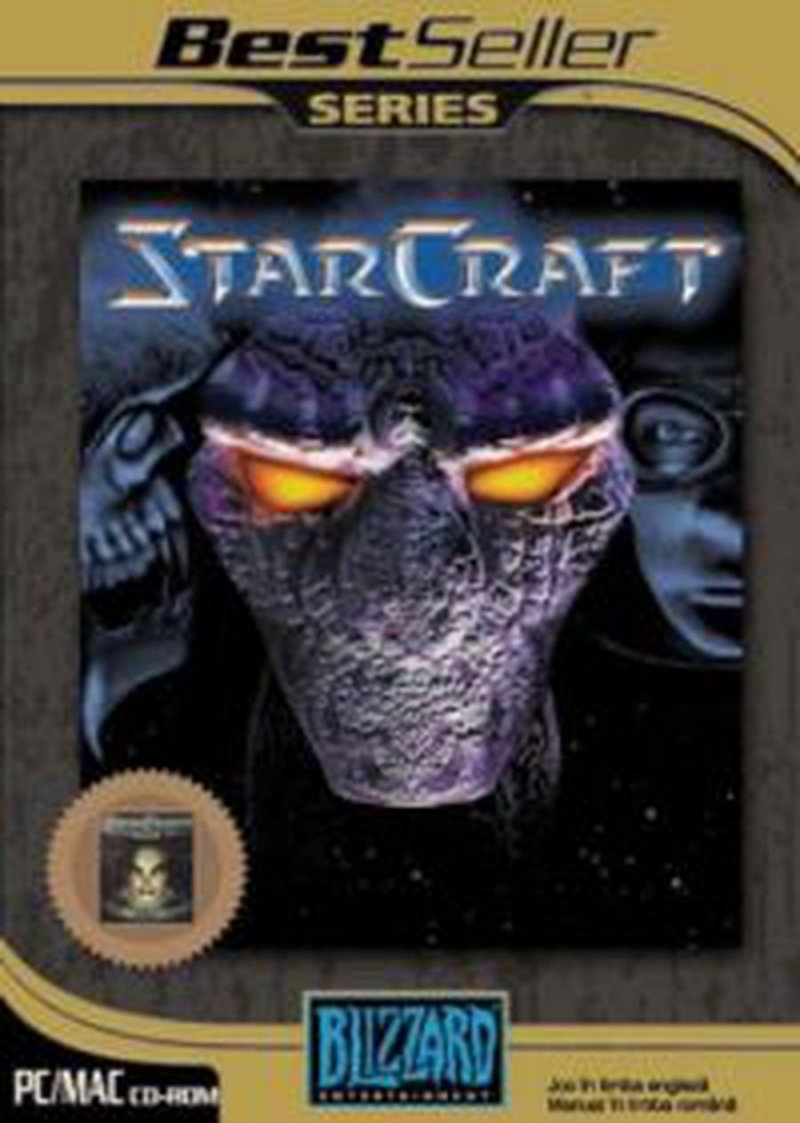 Image of   Starcraft + Starcraft Expansion - PC