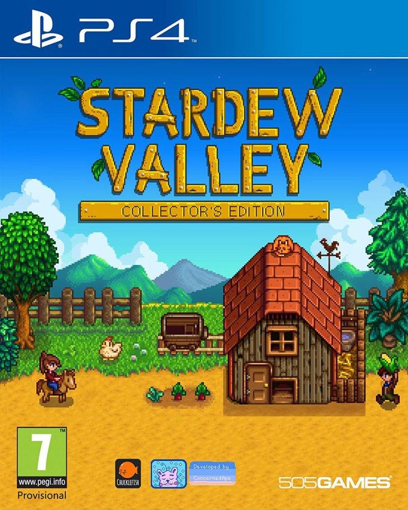 Stardew Valley - Collectors Edition - PS4