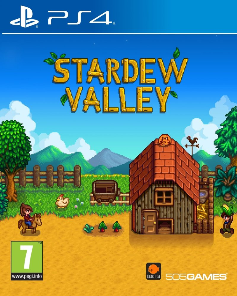 Image of   Stardew Valley - PS4