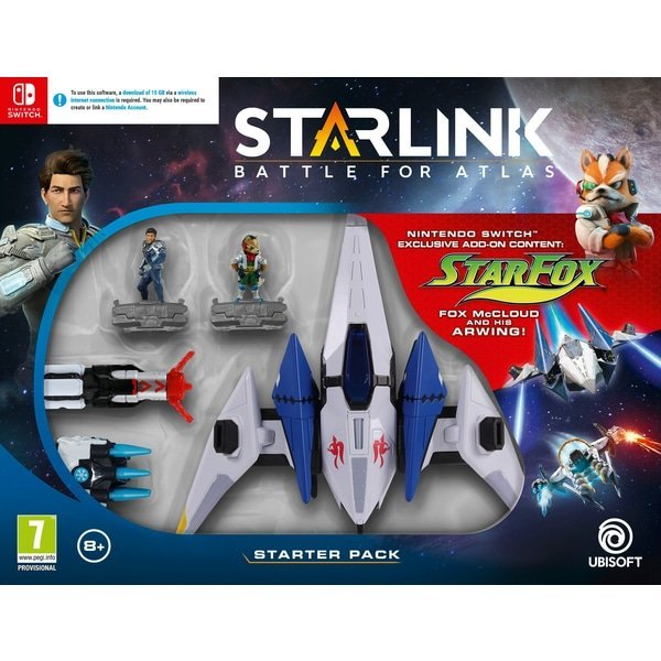 Image of   Starlink: Battle For Atlas - Nordic - Nintendo Switch