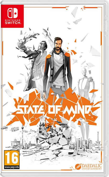 Image of   State Of Mind - Nintendo Switch