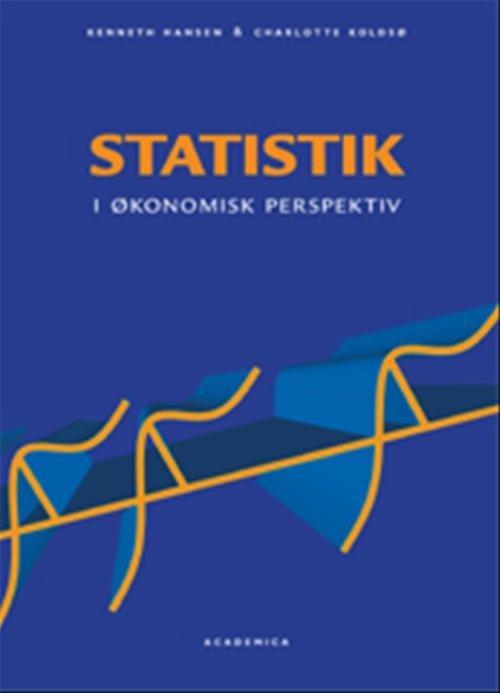 Image of   Statistik I økonomisk Perspektiv - Kenneth Hansen - Bog
