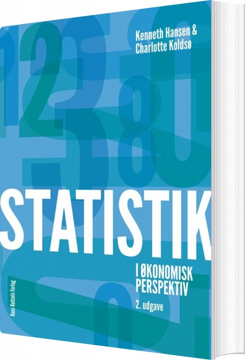Billede af Statistik I økonomisk Perspektiv - Kenneth Hansen - Bog
