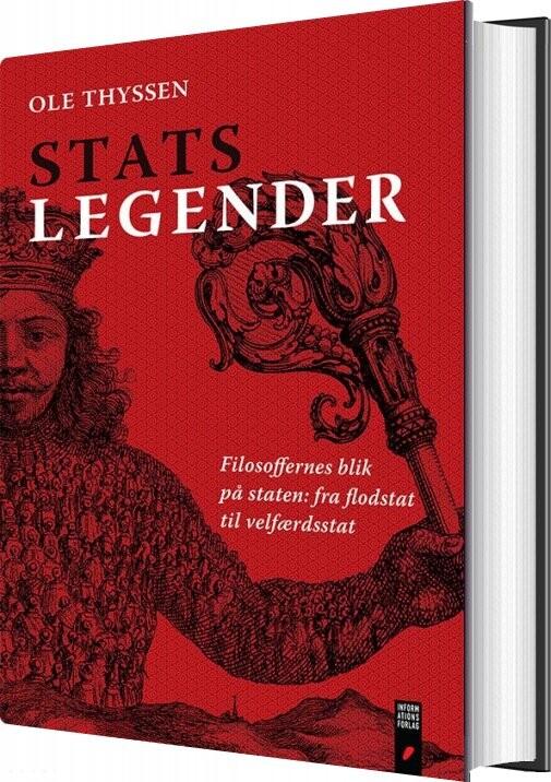 Statslegender - Ole Thyssen - Bog