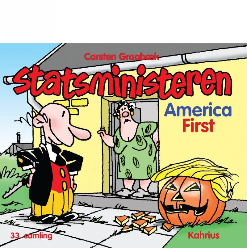 Statsministeren Striber 2017 - Carsten Graabæk - Bog