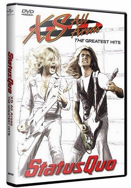 Billede af Status Quo - The Greatest Hits - DVD - Film