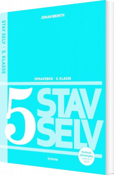 Image of   Stav Selv Opgavebog 5. Klasse - Johan Brinth - Bog