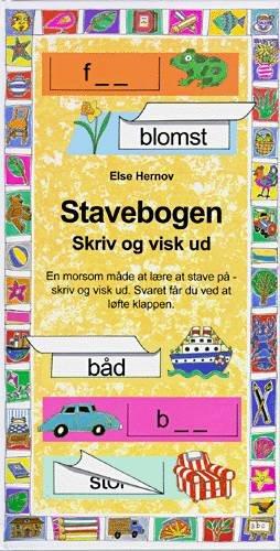 Stavebogen - Skriv Og Visk Ud - Else Hernov - Bog