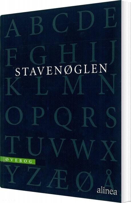 Stavenøglen, øvebog - Kirsten Clausen - Bog