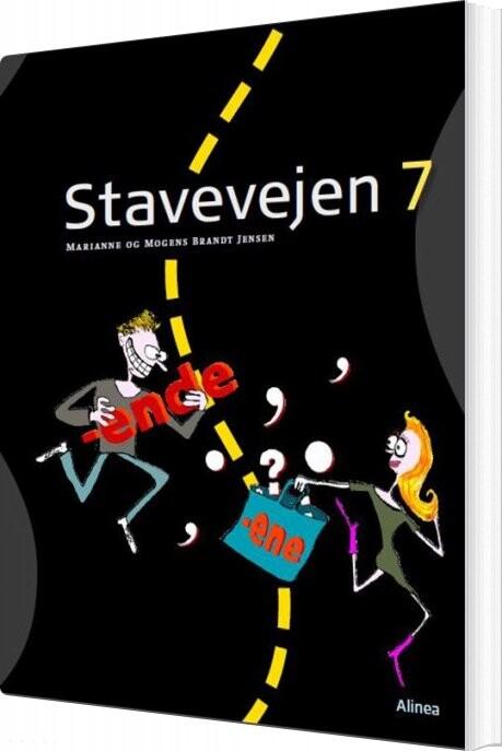 Stavevejen 7, Elevhæfte, 9. Kl - Marianne Brandt Jensen - Bog