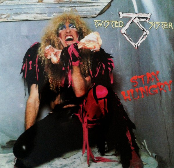 Twisted Sister - Stay Hungry - Vinyl / LP