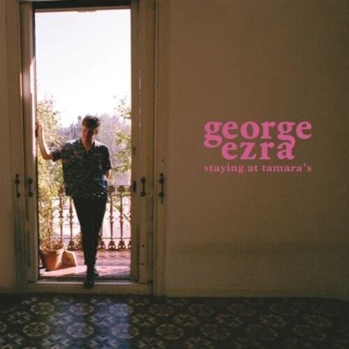 Image of   George Ezra - Staying At Tamaras - CD
