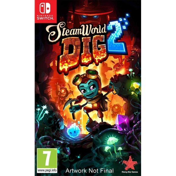 Image of   Steamworld Dig 2 - Nintendo Switch