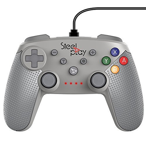 Image of   Nintendo Switch Controller Wired - Grå