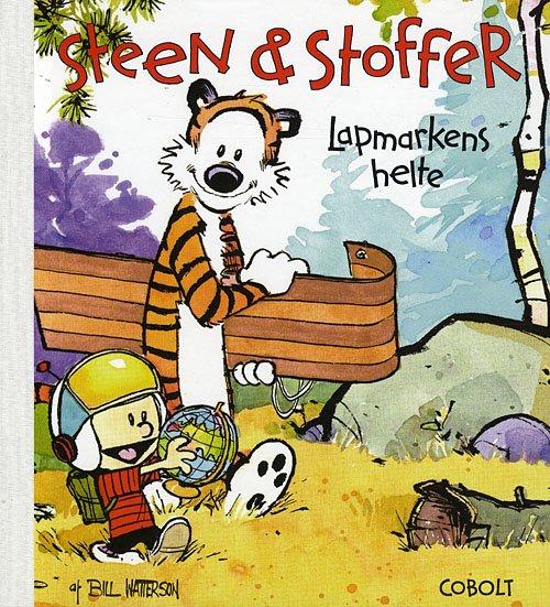 Billede af Steen & Stoffer 3: Lapmarkens Helte - Bill Watterson - Tegneserie