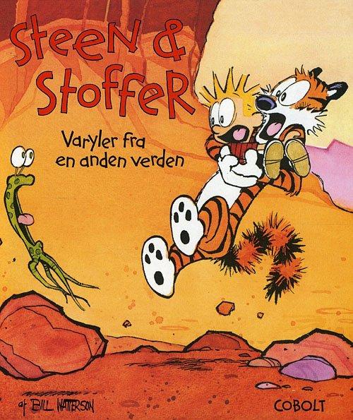 Billede af Steen & Stoffer 4: Varyler Fra En Anden Verden - Bill Watterson - Tegneserie
