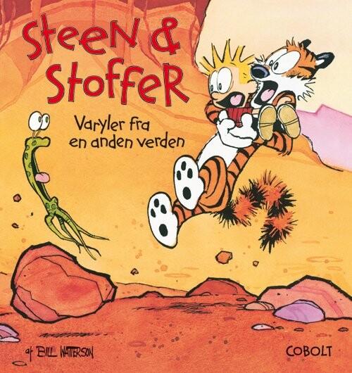 Image of   Steen Og Stoffer 4: Varyler Fra En Anden Verden - Bill Watterson - Tegneserie