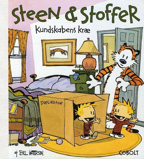 Steen & Stoffer 6: Kundskabens Kræ - Bill Watterson - Tegneserie