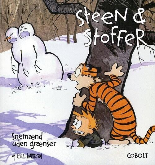 Image of   Steen & Stoffer 7: Snemænd Uden Grænser - Bill Watterson - Tegneserie