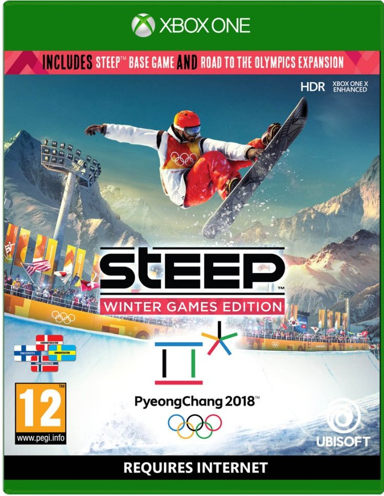 Steep: Winter Games Edition (uk/nordic) - Xbox One