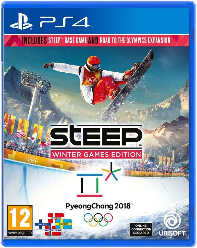 Image of   Steep: Winter Games Edition - PS4