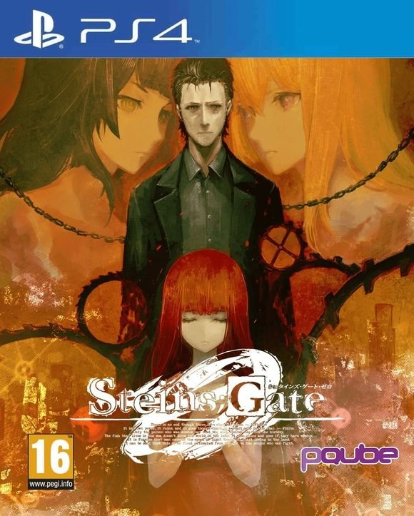 Image of   Steins; Gate 0 - PS4