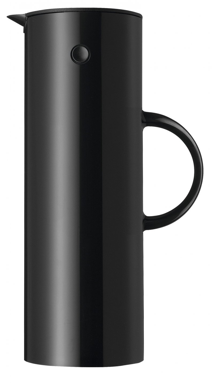 Image of   Stelton Termokande / Kaffekande - Sort - 1l