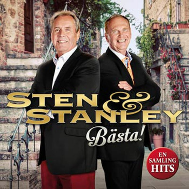 Image of   Sten & Stanley - Bästa - CD