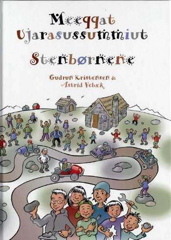 Stenbørnene - Gudrun Kristensen - Bog