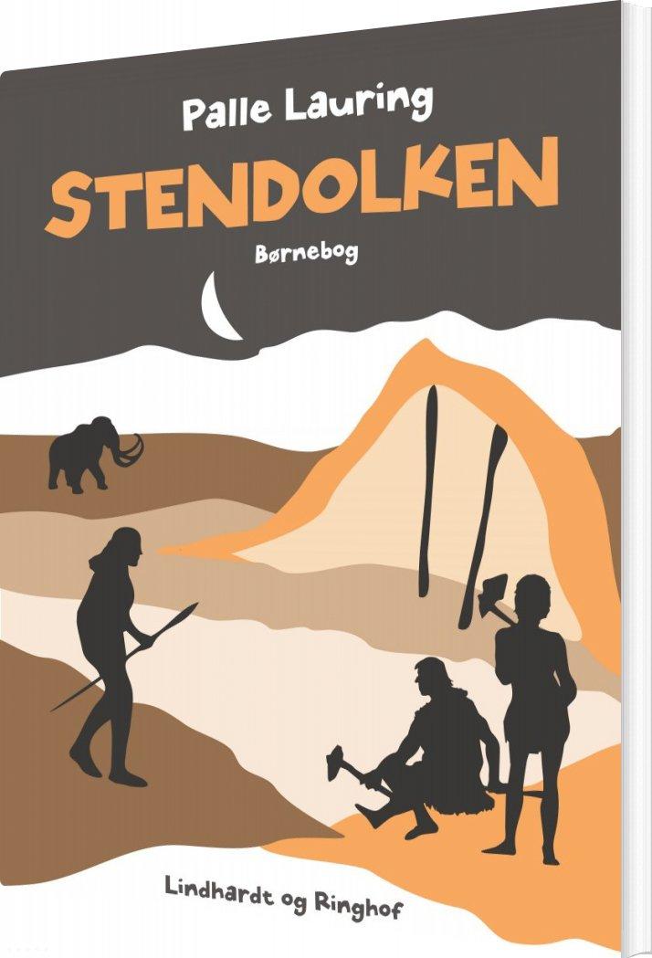 Image of   Stendolken - Palle Lauring - Bog