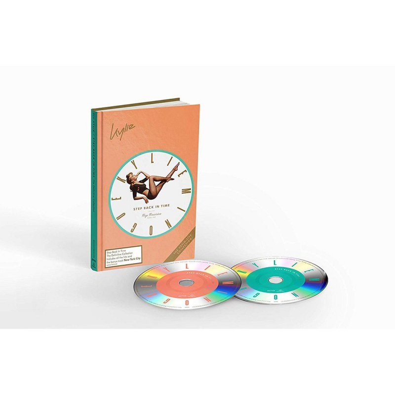 Billede af Kylie Minogue - Step Back In Time - The Definitive Collection Deluxe Edition - CD