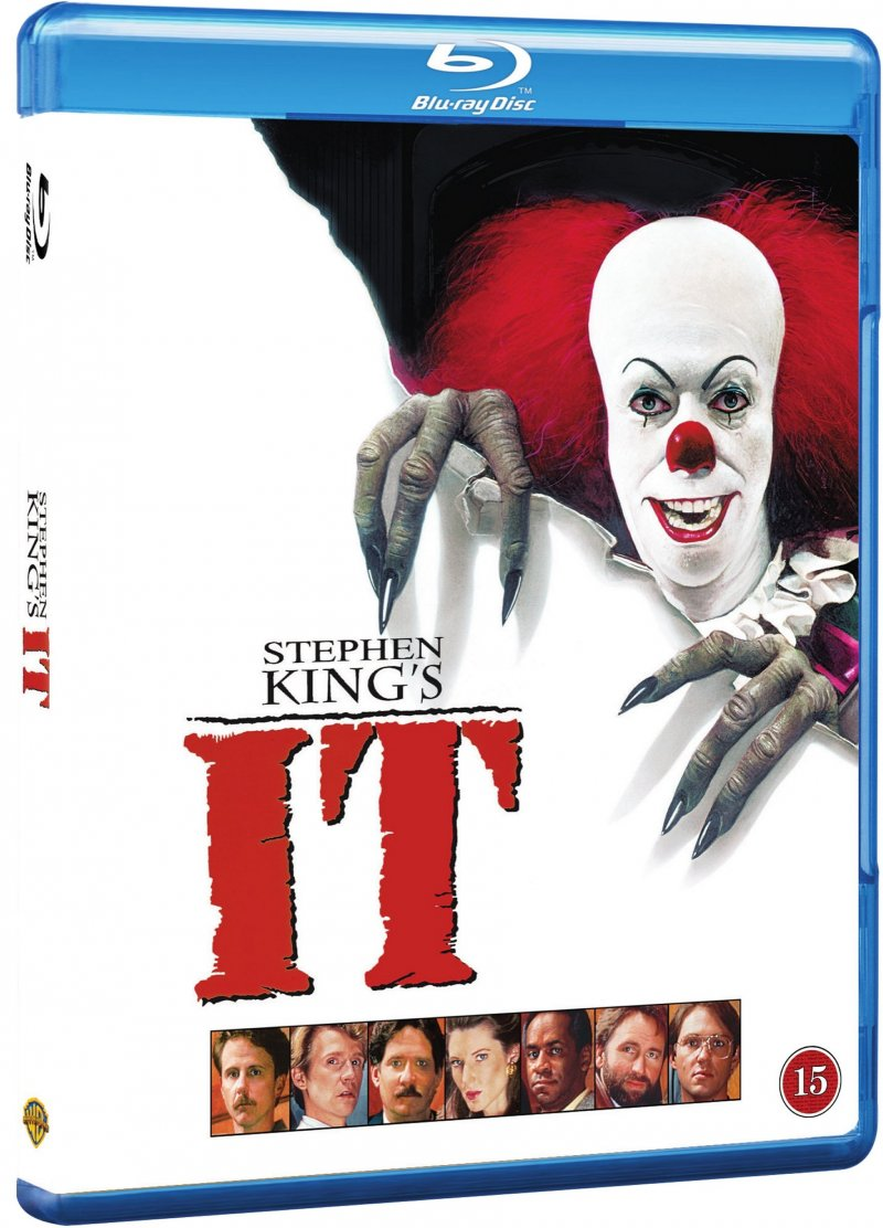Image of   It - Stephen King - Blu-Ray