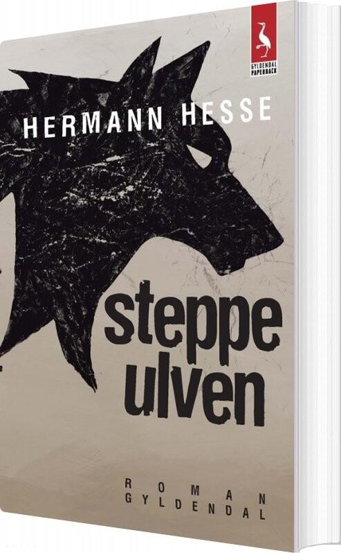 Steppeulven - Hermann Hesse - Bog