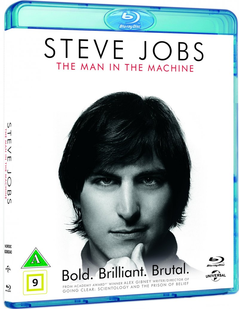 Image of   Steve Jobs - The Man In The Machine - Blu-Ray