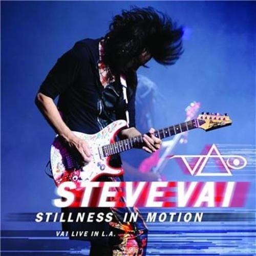 Steve Vai - Stillness In Motion - Vai Live In L.a. - CD