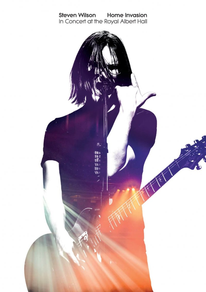 Image of   Steven Wilson - Home Invasion: In Concert At The Royal Albert Hall - Limited Edition - DVD - Film