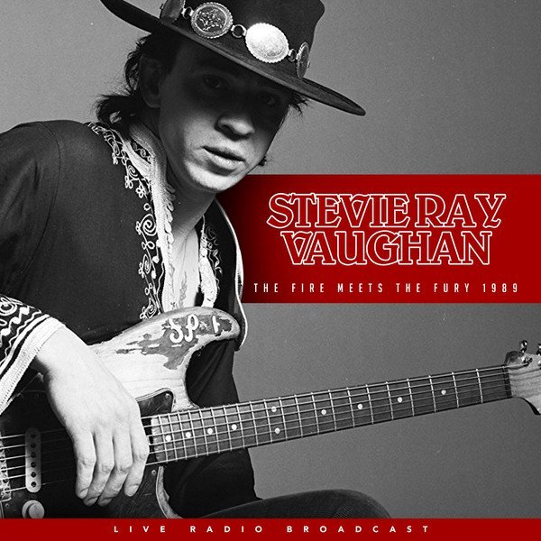 Image of   Stevie Ray Vaughan - The Fire Meets The Fury - 1989 - Vinyl / LP