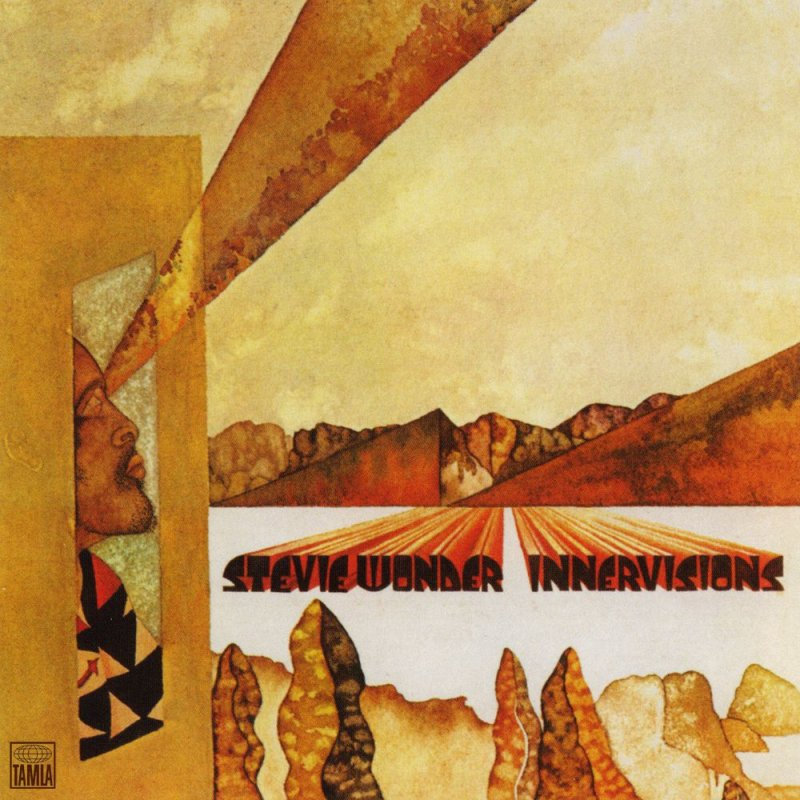 Image of   Stevie Wonder - Innervisions [remastered] - CD