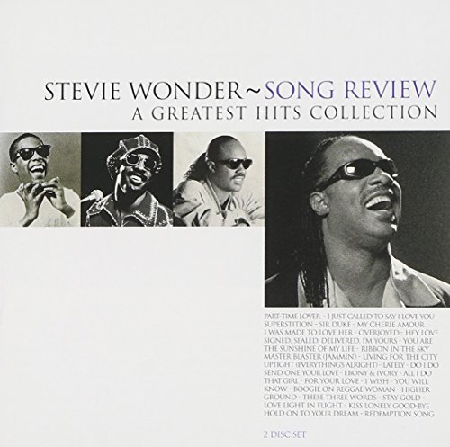 Image of   Stevie Wonder - Song Review: A Greatest Hits Collection - CD