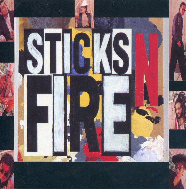Billede af Sticks N Fire - Sticks N Fire - CD