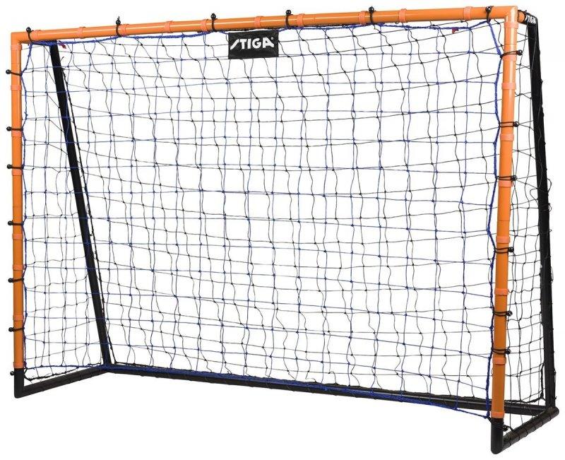 Stiga - Rebounder Net Til Scorer Fodboldmål (210 X 150 X 70 Cm)