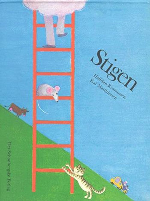 Stigen - Halfdan Rasmussen - Bog